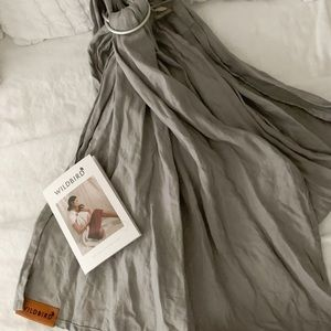 """WildBird solid single 74""""ring sling second quality"""